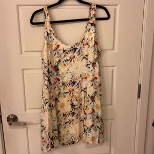 MINKPINK Flower Mini Dress